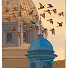 Harpy Sunset by David  Kennett