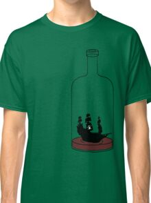 TOO DRUNK TOO SAIL! Classic T-Shirt