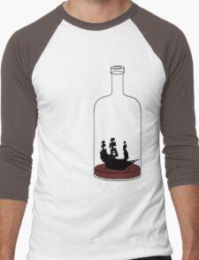 TOO DRUNK TOO SAIL! Men's Baseball ¾ T-Shirt