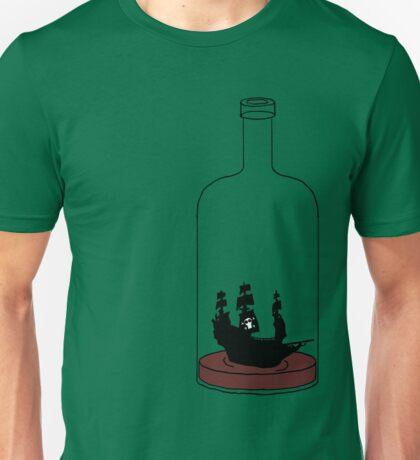 TOO DRUNK TOO SAIL! Unisex T-Shirt