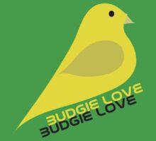 Budgie Love Baby Tee