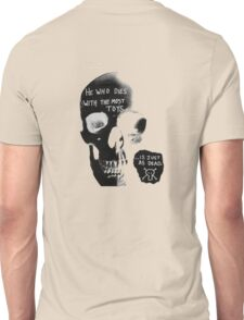 dead with toys Unisex T-Shirt