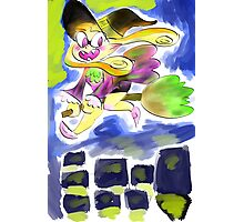 Spooky Inkling Photographic Print