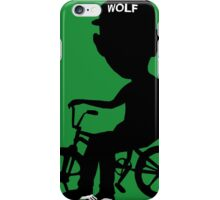 Tyler the Creator- Wolf Hayley  iPhone Case/Skin