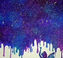 Mother Galaxy Original by Cryptic Charm