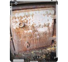 The Bigelow iPad Case/Skin