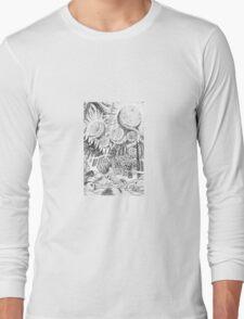 Old Gods Long Sleeve T-Shirt