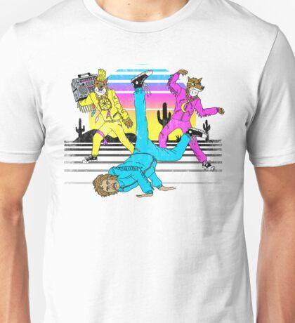 Break Dances with Wolves Unisex T-Shirt