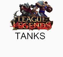 League of tanks Mens V-Neck T-Shirt
