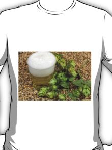 Beer, hops and malt T-Shirt