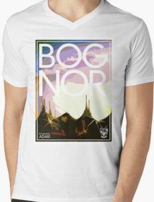 Bognor Regis Mens V-Neck T-Shirt