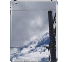 Moody sky iPad Case/Skin