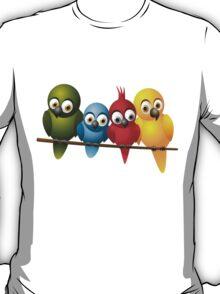 Cute overload - Birds T-Shirt