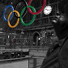 John Betjeman &amp; The Olymics by Daniel Chang