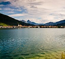 A lake in Switzerland by jegi52001