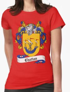 Chattan  Womens Fitted T-Shirt