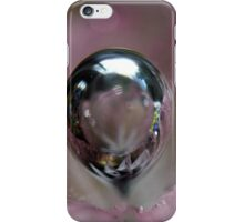 Air Bubble In Glass iPhone Case/Skin