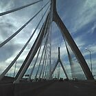 Zakim Bridge [3] by Jared Williams