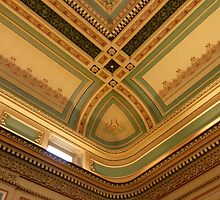 Ceiling of the Past by DEB CAMERON