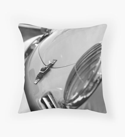1963 Porsche 356C Coupe Throw Pillow