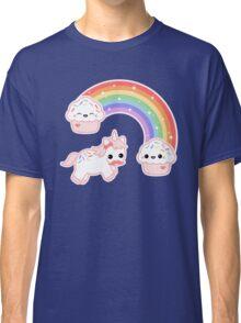 Cute Cupcake Unicorn Classic T-Shirt