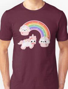 Cute Cupcake Unicorn Unisex T-Shirt