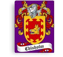 Chisholm  Canvas Print