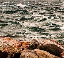Sea the Rocks by tutulele