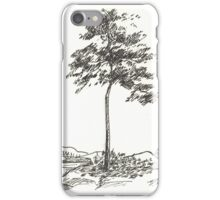 Isolated Tree iPhone Case/Skin