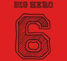 Baymax Big Hero 6 Baby Tee