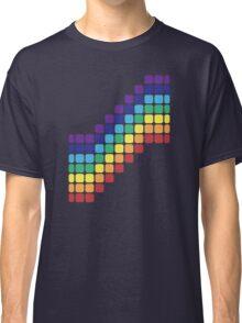 Rainbow Staircase Classic T-Shirt