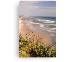 Maunganui Bluff - northland NZ Canvas Print
