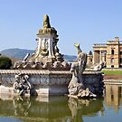 Fountain at Witley Court by David Jacks