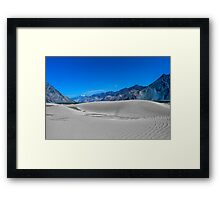 Nubra Valley-1/2011 Framed Print