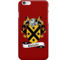 Christie iPhone Case/Skin
