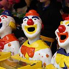 Cooly Rocks On - Clowns by aussiebushstick