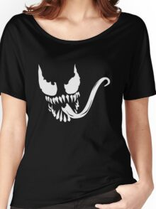 Venom face Women's Relaxed Fit T-Shirt