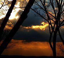 Ominous Horizon by Kate Eller
