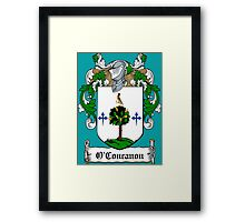 O'Concanon (Galway) Framed Print