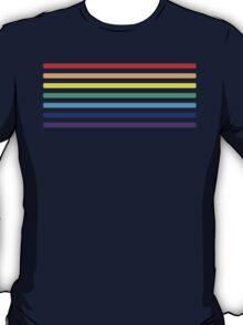 Rainbow Lines T-Shirt