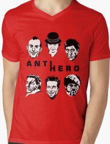 Anti-Hero Mens V-Neck T-Shirt