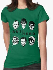 Anti-Hero Womens Fitted T-Shirt