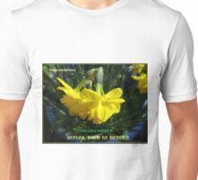 Wales Challenge Winner Banner Unisex T-Shirt