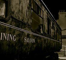 Downpatrick Dining Saloon Car by ragman