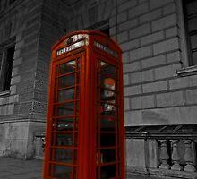 a british icon 1 by Patrick Monnier