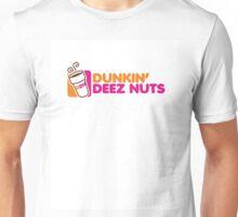 DUNKIN DEEZ NUTS Unisex T-Shirt