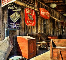 Perry's Mercantile by eyesfriedopen