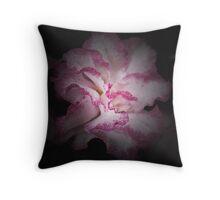 Mystical Flower Throw Pillow