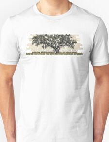 True Detective - Tree of Death Unisex T-Shirt