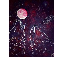 Blood Moon Original Photographic Print